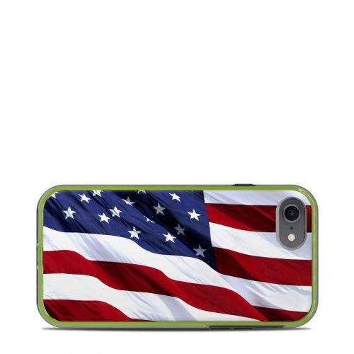 Patriotic LifeProof iPhone 8 Slam Case Skin