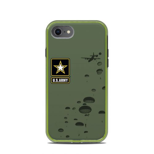 Pull The Lanyard LifeProof iPhone 8 Slam Case Skin