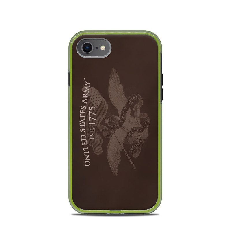 Army Preserved LifeProof iPhone 8 Slam Case Skin
