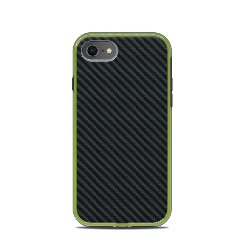 Carbon LifeProof iPhone 8 Slam Case Skin