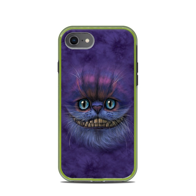 Cheshire Grin LifeProof iPhone 8 Slam Case Skin