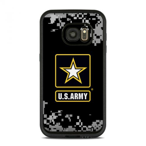 Army Pride LifeProof Galaxy S7 fre Skin
