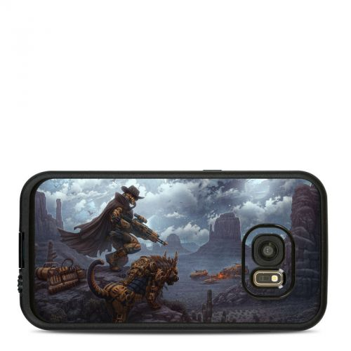 Bounty Hunter LifeProof Galaxy S7 fre Case Skin