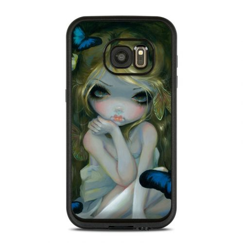 Butterfly Lily LifeProof Galaxy S7 fre Case Skin