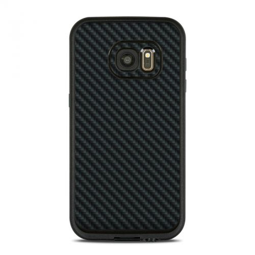Carbon LifeProof Galaxy S7 fre Case Skin