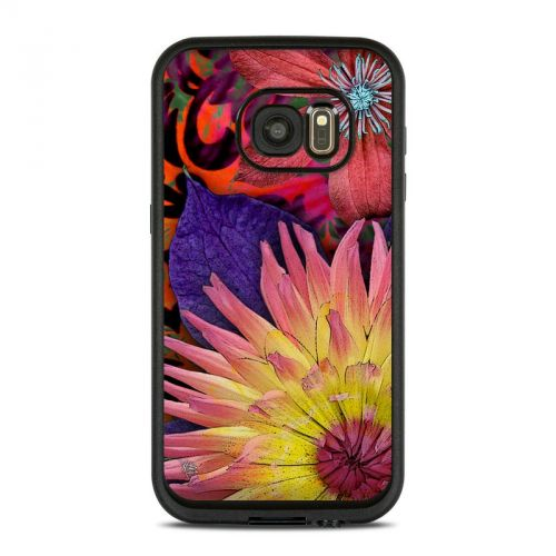 Cosmic Damask LifeProof Galaxy S7 fre Skin