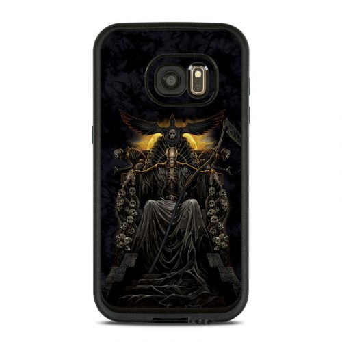 Death Throne LifeProof Galaxy S7 fre Case Skin