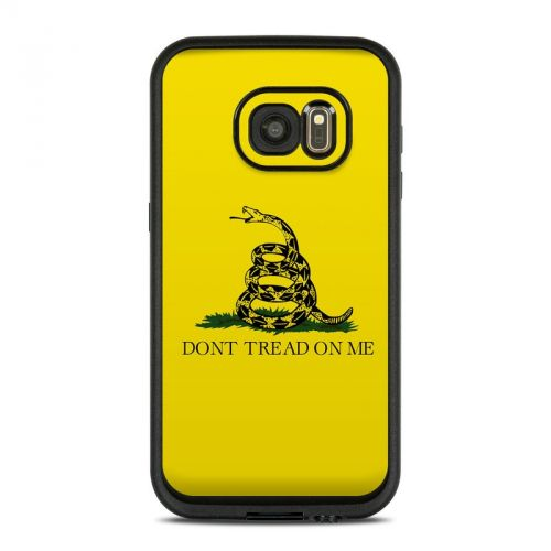 Gadsden Flag LifeProof Galaxy S7 fre Skin
