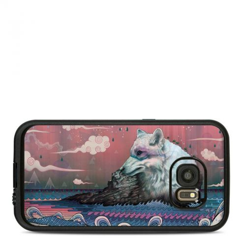 Lone Wolf LifeProof Galaxy S7 fre Skin