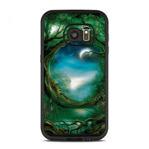 Moon Tree LifeProof Galaxy S7 fre Skin