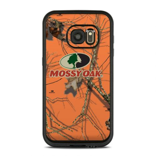 Break-Up Lifestyles Autumn LifeProof Galaxy S7 fre Case Skin