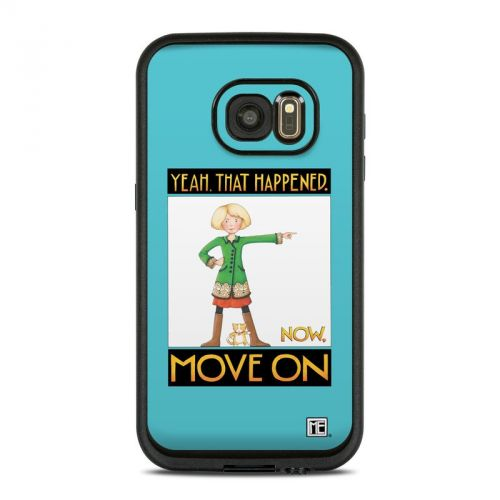 Move On LifeProof Galaxy S7 fre Skin