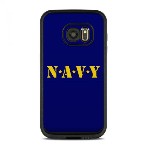Navy LifeProof Galaxy S7 fre Case Skin