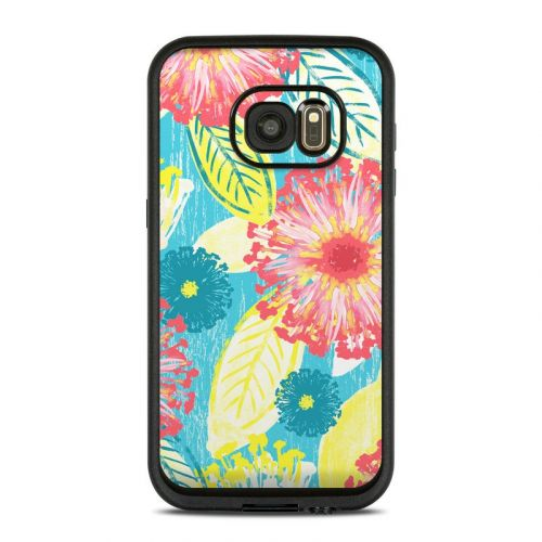 Tickled Peach LifeProof Galaxy S7 fre Skin