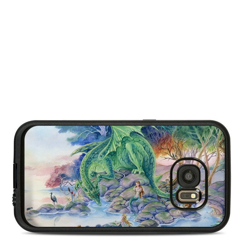 Of Air And Sea LifeProof Galaxy S7 fre Case Skin