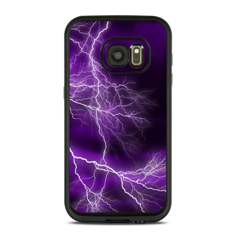 Apocalypse Violet LifeProof Galaxy S7 fre Case Skin