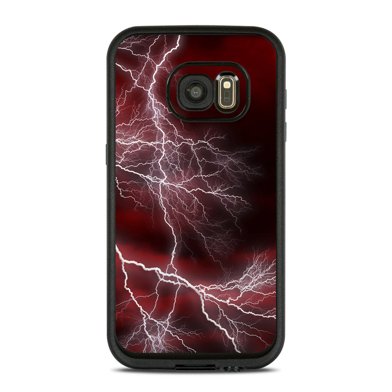 Apocalypse Red LifeProof Galaxy S7 fre Case Skin