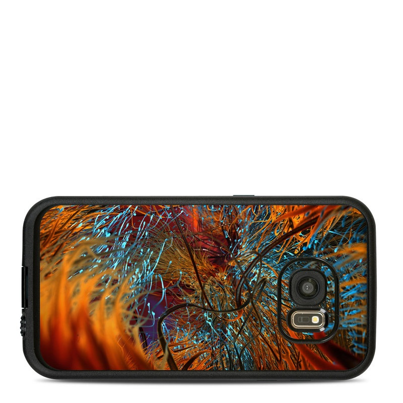 Axonal LifeProof Galaxy S7 fre Case Skin