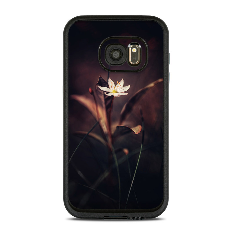 Delicate Bloom LifeProof Galaxy S7 fre Skin