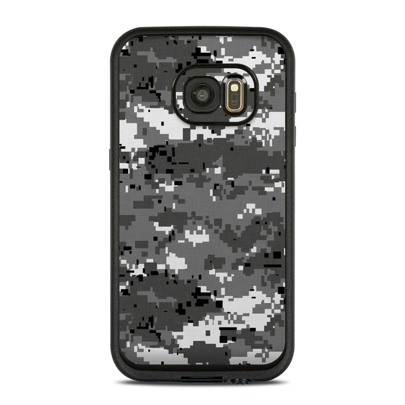 Digital Urban Camo LifeProof Galaxy S7 fre Case Skin