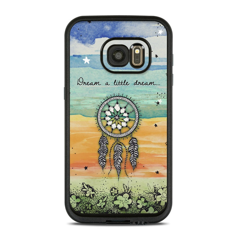 Dream A Little LifeProof Galaxy S7 fre Case Skin