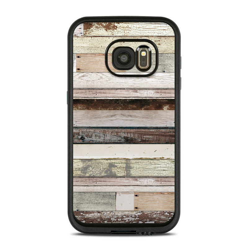 Eclectic Wood LifeProof Galaxy S7 fre Case Skin