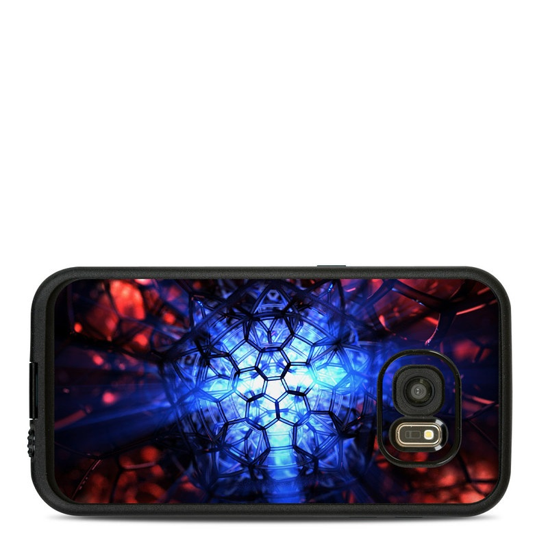 Geomancy LifeProof Galaxy S7 fre Skin