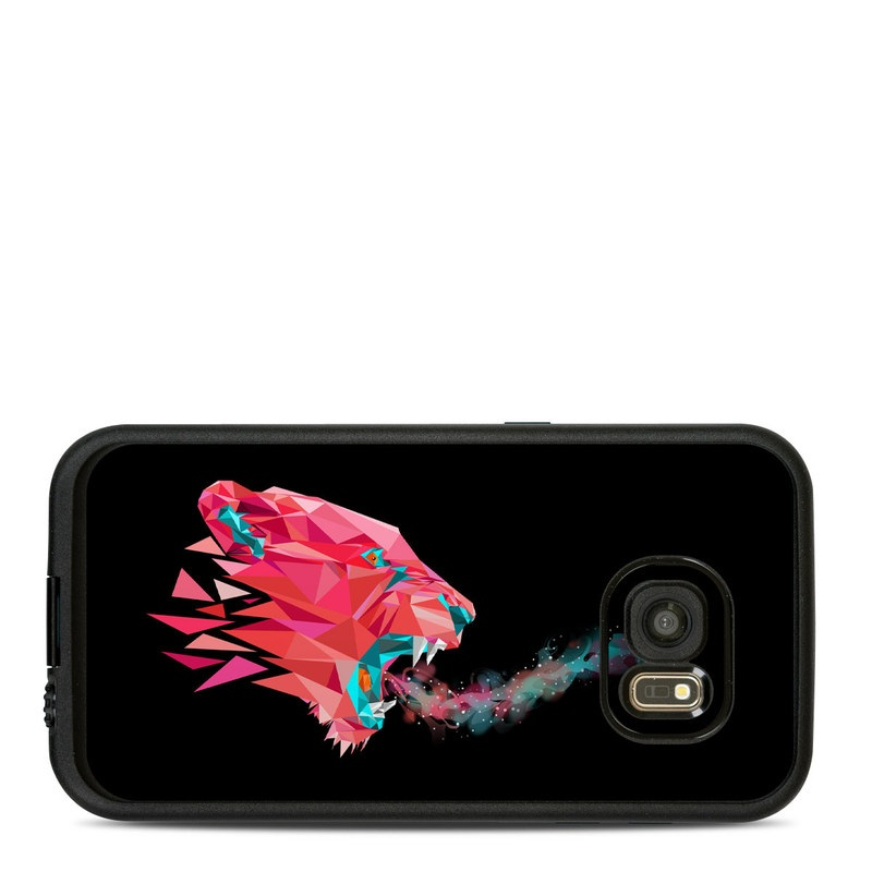Lions Hate Kale LifeProof Galaxy S7 fre Case Skin