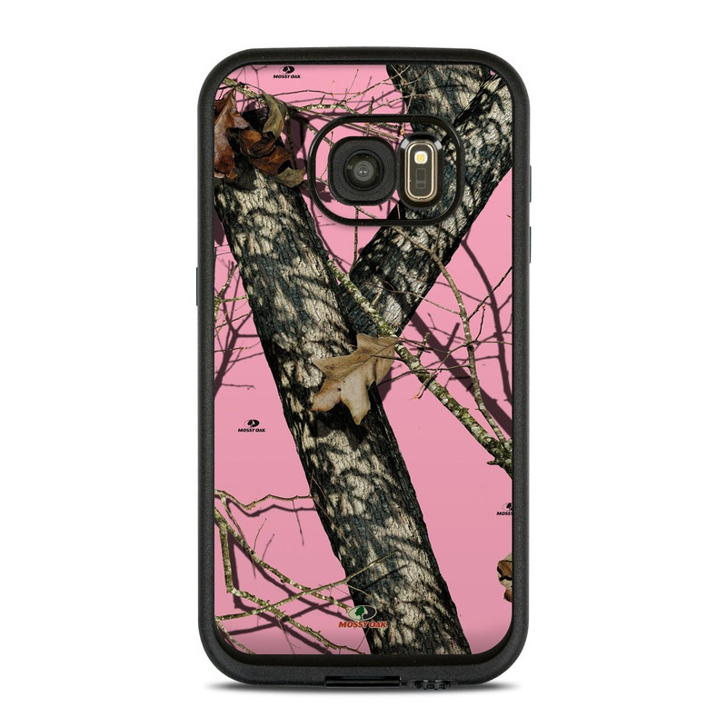 Break-Up Pink LifeProof Galaxy S7 fre Case Skin