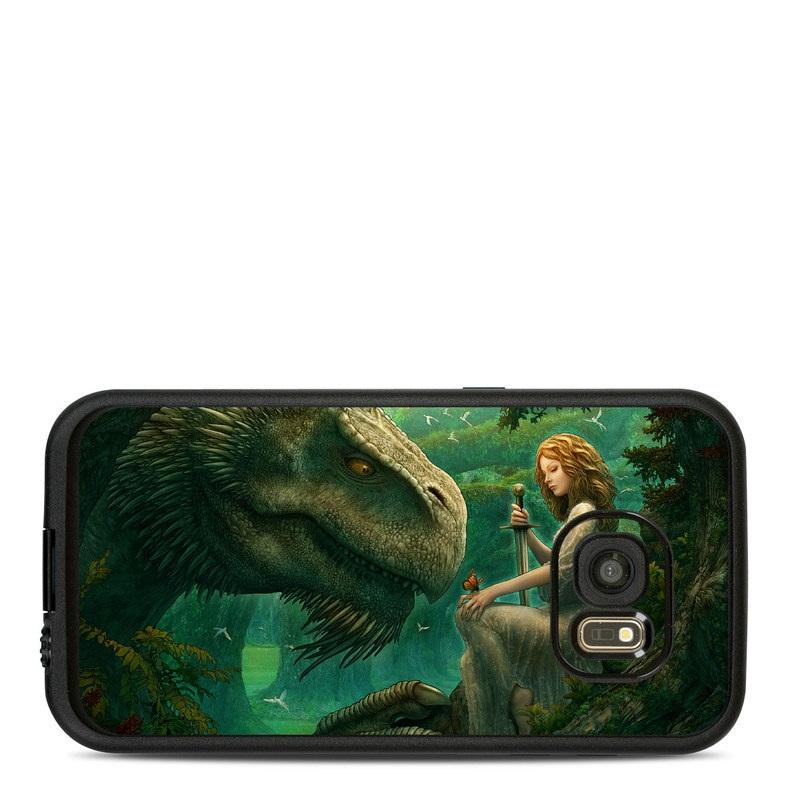 Playmates LifeProof Galaxy S7 fre Skin
