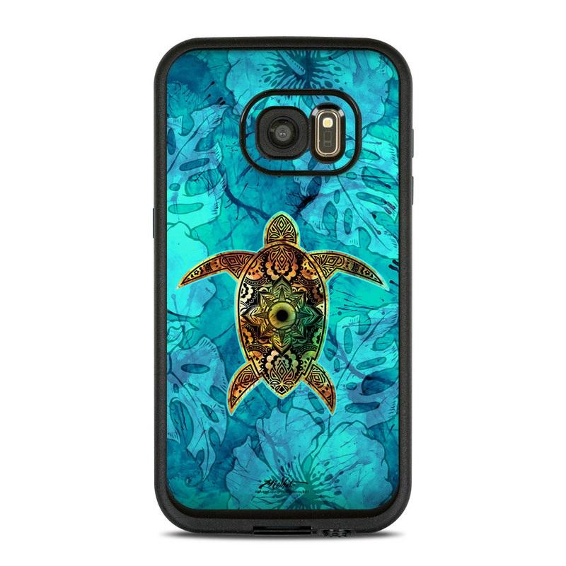 Sacred Honu LifeProof Galaxy S7 fre Skin