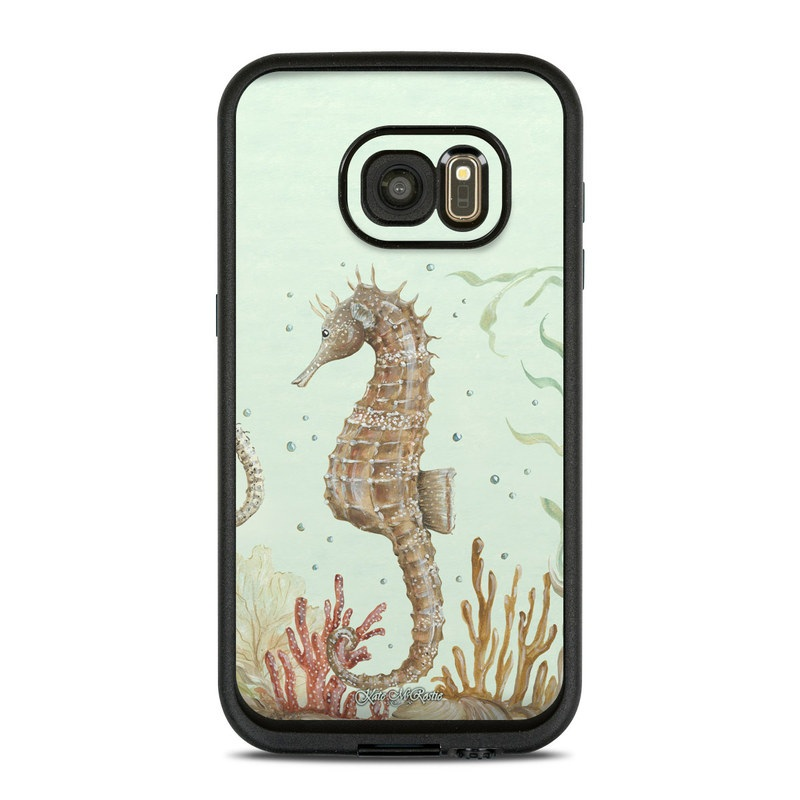 Seahorse Trio LifeProof Galaxy S7 fre Case Skin