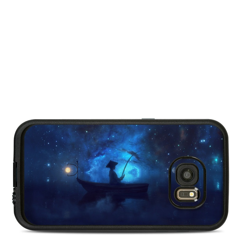 Starlord LifeProof Galaxy S7 fre Skin