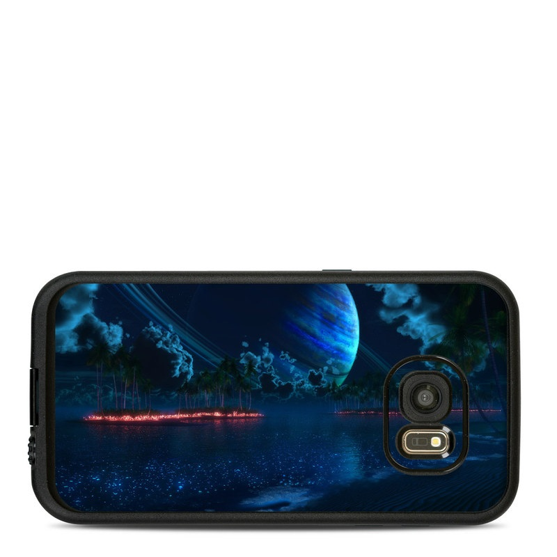 Thetis Nightfall LifeProof Galaxy S7 fre Case Skin
