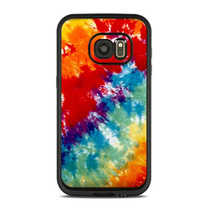 Tie Dyed LifeProof Galaxy S7 fre Case Skin
