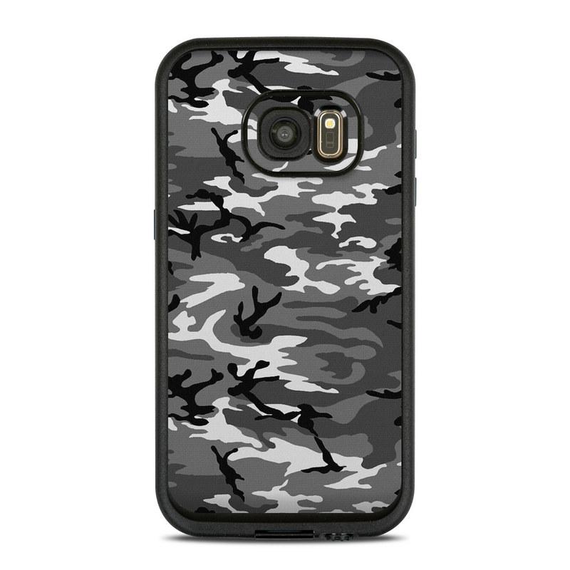 Urban Camo LifeProof Galaxy S7 fre Case Skin