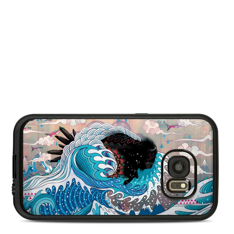 Unstoppabull LifeProof Galaxy S7 fre Case Skin