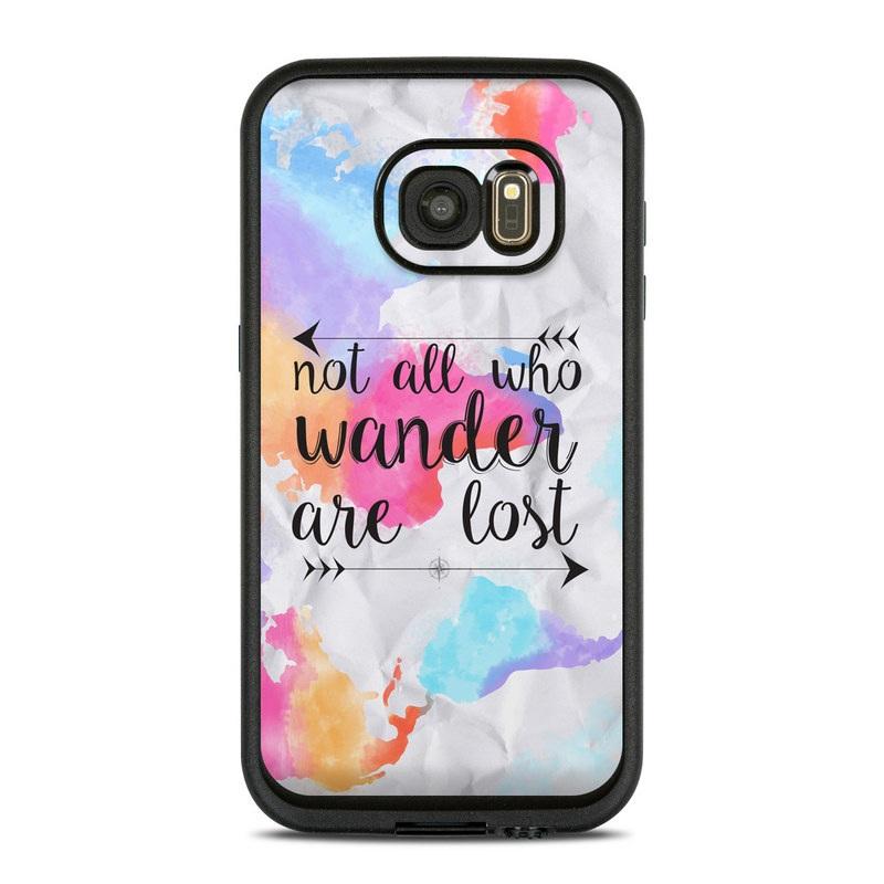 Wander LifeProof Galaxy S7 fre Skin