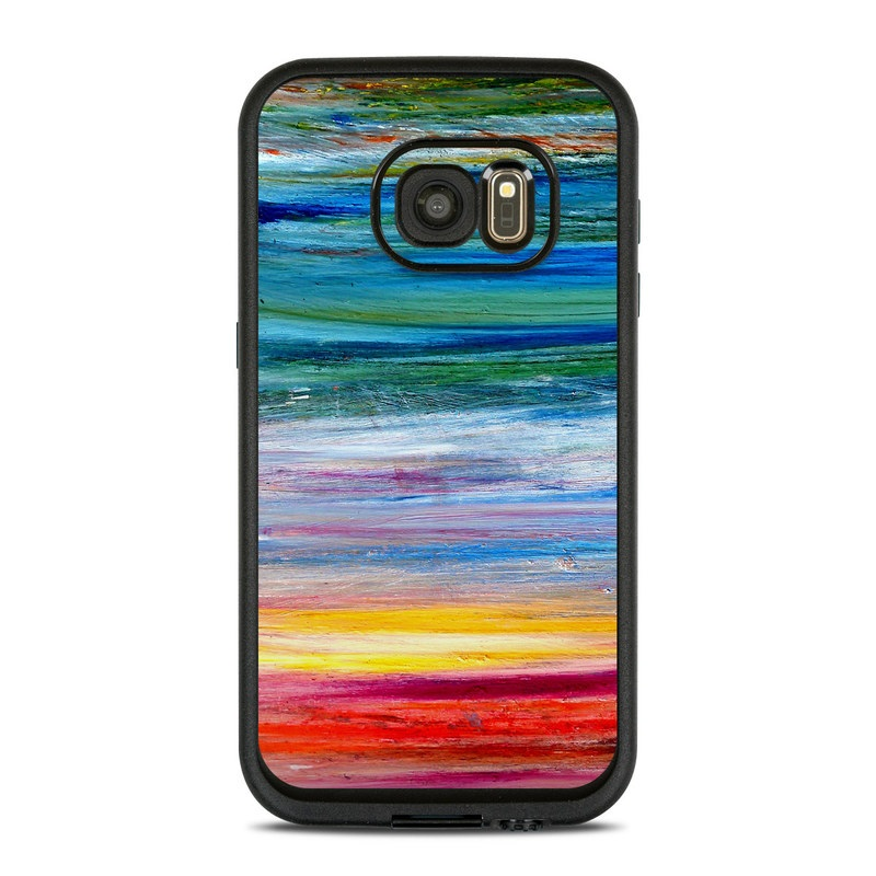 Waterfall LifeProof Galaxy S7 fre Case Skin