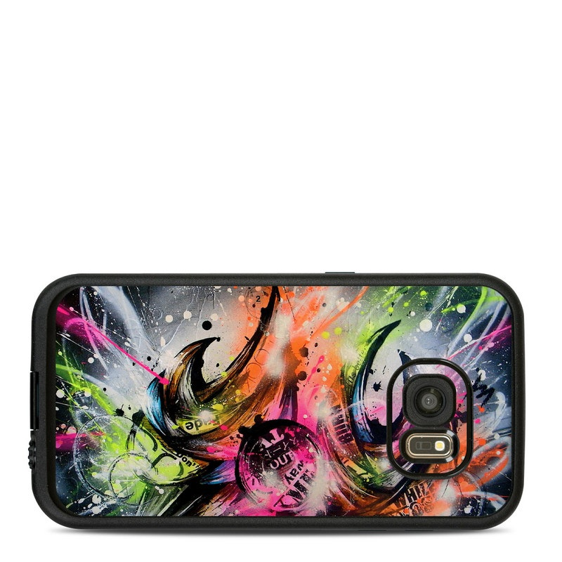 You LifeProof Galaxy S7 fre Case Skin