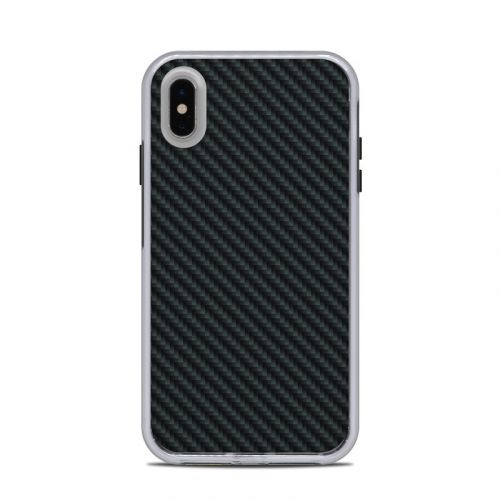 Carbon LifeProof iPhone XS Max Slam Case Skin
