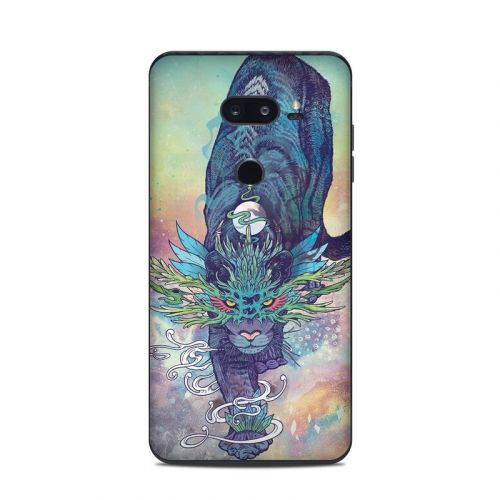 Spectral Cat LG V35 ThinQ Skin