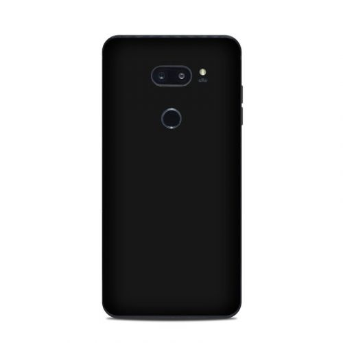 Solid State Black LG V35 ThinQ Skin
