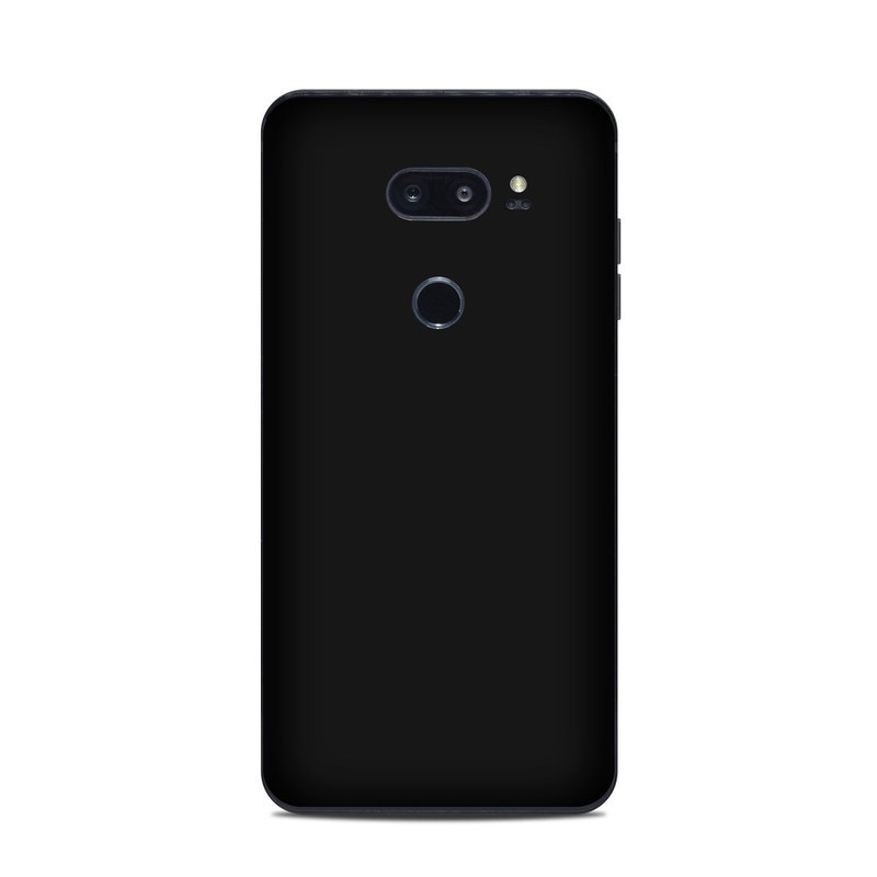 LG V35 ThinQ Skin design of Black, Darkness, White, Sky, Light, Red, Text, Brown, Font, Atmosphere with black colors