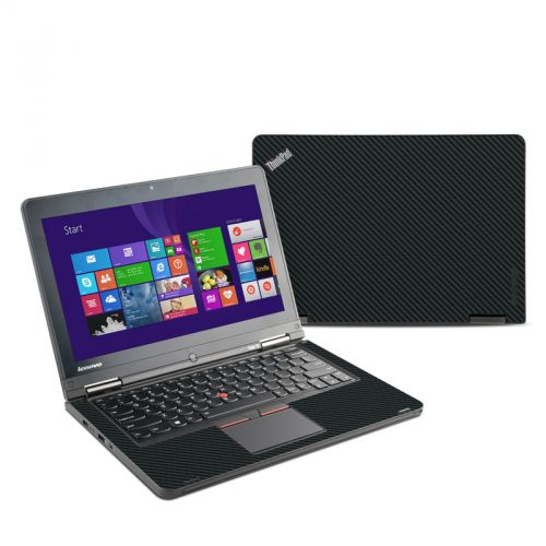 Carbon Lenovo ThinkPad Yoga 12 Skin