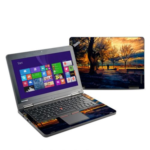 Man and Dog Lenovo ThinkPad Yoga 12 Skin