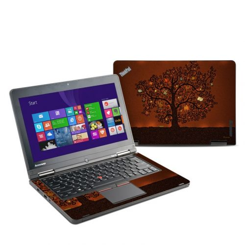 Tree Of Books Lenovo ThinkPad Yoga 12 Skin