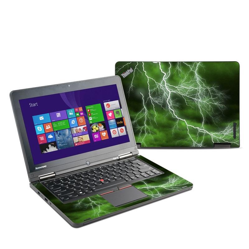 Apocalypse Green Lenovo ThinkPad Yoga 12 Skin