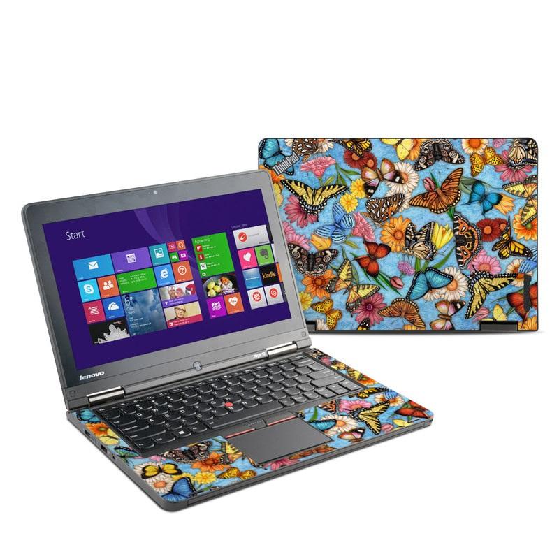 Butterfly Land Lenovo ThinkPad Yoga 12 Skin