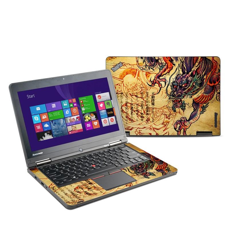 Dragon Legend Lenovo ThinkPad Yoga 12 Skin
